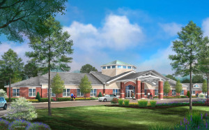 Auburn Village is Underway with a $8 Million Dollar Renovation and Expansion